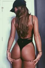 That ass is no joke