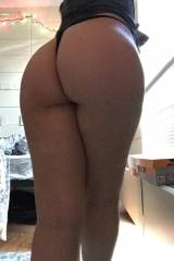 Could go for a nice spank right about now. [f]