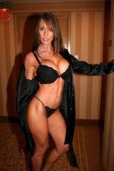 Milf Bibette Blanche in black lingerie (x-post fro...