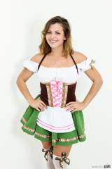 Happy Oktoberfest with Keisha Grey (X-post /r/Mode...