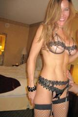 Milf in sexy lingerie