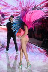 Adriana Lima in the Victorias Secret Fashion Show