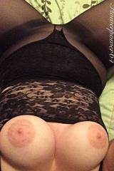 Mommys [F]eeling naughty tonight. Black lace. You...