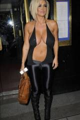 Jodie Marsh at the UK Daylight Robbery Premiere 20...