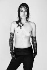 Keira Knightly all wet