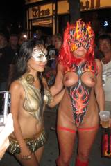 Fantasy Fest 2012, Key West, Florida