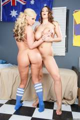 Alison Tyler and Phoenix Marie