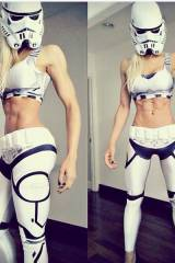 Alicia Marie - Stormtrooper cosplay