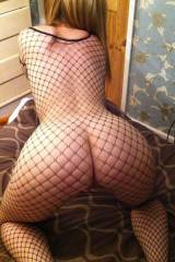 bodystocking ass