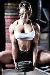 Fit Women, Sexy, Female Fitness, Female Bodybuildi...