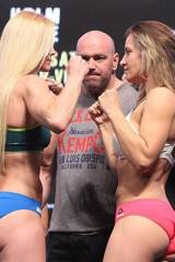 Holly Holm vs Miesha Tate Tonight 3/5