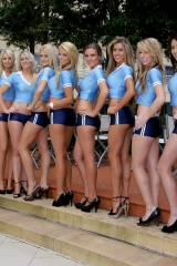 Miss Tight Shorts Competition