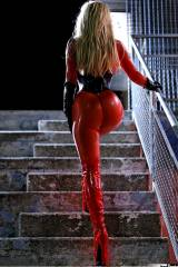 Red Shiny Ass