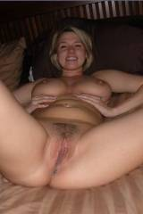Michigan Wife Happy to Spread for Hubby