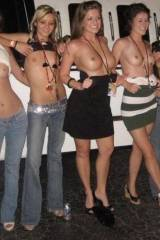 How the bachelorette party avoided a ticket for th...