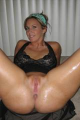 Oiled, spread and ready