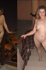 Russian Wife Exposed Lingerie and Nude in Private ...