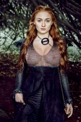 Sansa Stark / Sophie Turner x-ray (First attempt e...