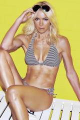 42 year old ex-glamour model Nell McAndrew