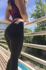 Balcony View [x-post r/bootywitch]