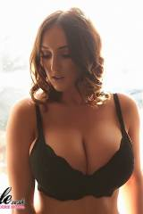 Stacey Poole has awesome cleavage