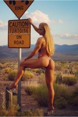 CAUTION (from /r/JustFitnessGirls)