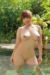 Curvy Japanese Hottie
