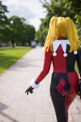 Cosplaying in latex – Project L #53