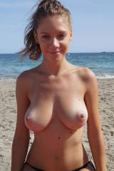 Topless Day at the Beach