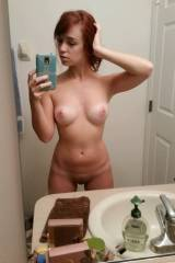 Simple naked girl