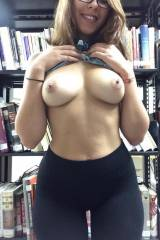 Library Tits