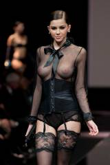 Madalina Pica on the runway (x-post from /r/OnStag...