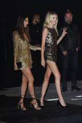 Lily Aldridge and Lily Donaldson