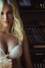 Books and bras