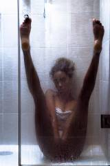 Sexy in the shower