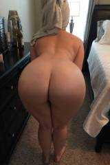 The ass of a MILF