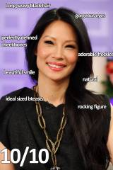 Lucy Liu: What do you guys think?