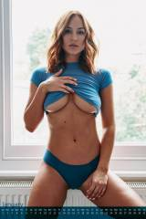Rosie Jones 2017 calendar preview