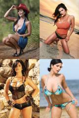 Denise Milani: pick her outfit