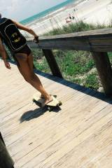 Board to the beach