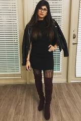 Mia Khalifa ready for a night out (X-post /r/Model...