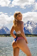 American booty