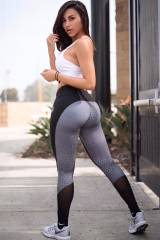 Ana Cheri striking a pose