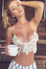 This top on Bryana Holly is an early highlight of ...
