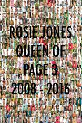A tribute I made to Rosie Jones on Page 3. A celeb...
