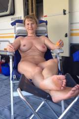 Horny Milfs Idea Of A Camping Trip!