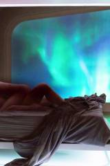 Jennifer Lawrence naked in Passengers [HD]