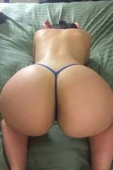Bendover PAWG