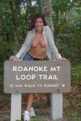 Not gonna last 10 minutes if you hike like that Mo...