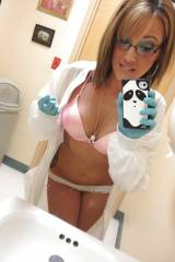 Can she please be my doctor? (x-post r/bombshellbr...
